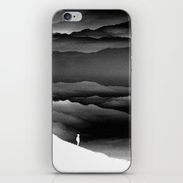 Solar Noise Isolation Series iPhone Skin