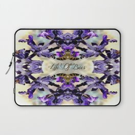 Life Of Bees  Laptop Sleeve