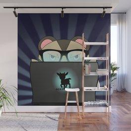 Tech Mole Wall Mural