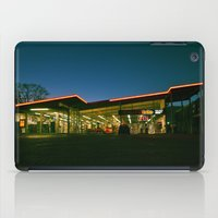 movies iPad Cases featuring Movies To Go by Vorona Photography