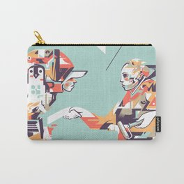 Handshake Carry-All Pouch