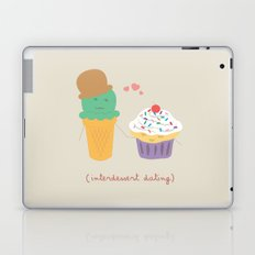 Inter-Dessert Dating Laptop & iPad Skin