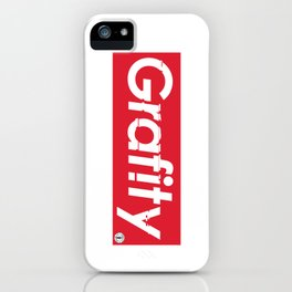 Supreme Grafity iPhone Case