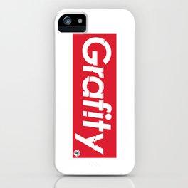 Supreme Grafity iPhone Case