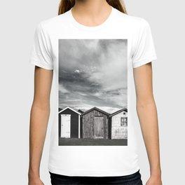 Fishermans home - small huts T-shirt