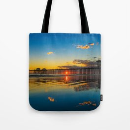 The Sky on the Sand Tote Bag