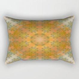 Sun and Flower Rectangular Pillow