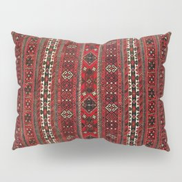 Baluch Flatweave  Antique Afghanistan  Rug Pillow Sham