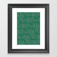 Tumbling Tumblers Framed Art Print