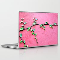 plant Laptop & iPad Skins featuring plant by Baptiste Riethmann