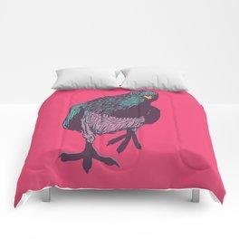 Pop Pigeon Comforters