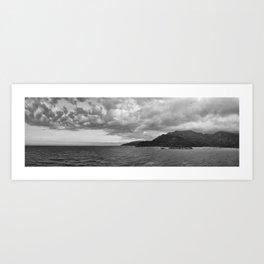 Haiti on the Horizon Art Print