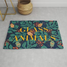 Glass Animals  Rug
