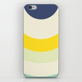 Cacho Shapes X iPhone Skin