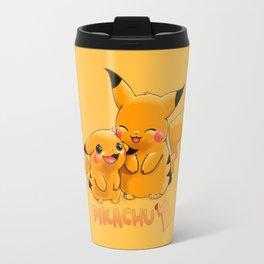 Pika chu Travel Mug