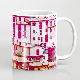 Houses Accumulation Coffee Mug