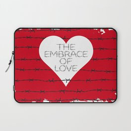 The embrace of love Laptop Sleeve