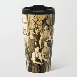 DeFrancisci & Son Macaroni Machines Travel Mug