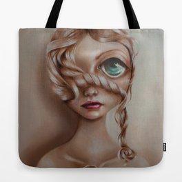 Miss Vanilla Tote Bag
