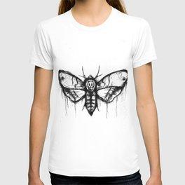 DEATH-HEAD MOTH  T-shirt