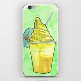 Dole Whip iPhone Skin