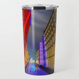 city -w2- Travel Mug