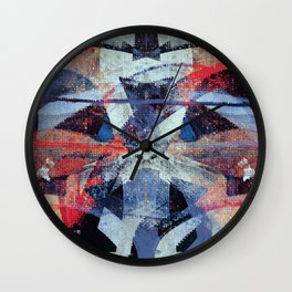 a floating life Wall Clock