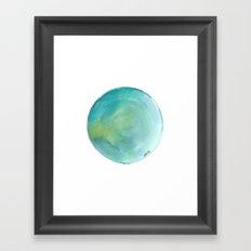 Watercolour 02 Framed Art Print