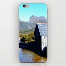 The Boat House iPhone Skin