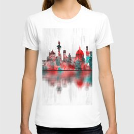 Florence Italy Skyline T-shirt