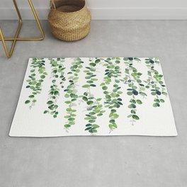 Eucalyptus Garland  Rug