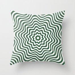Optical illusion 17 Throw Pillow