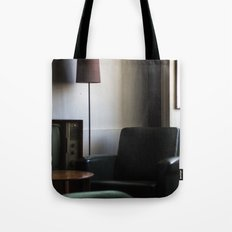mercado negro Tote Bag
