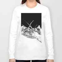 cars Long Sleeve T-shirts featuring Cars by Andreas Derebucha