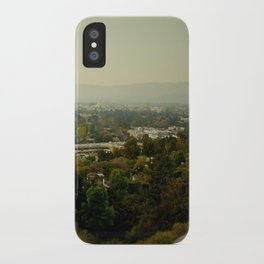 City Capture iPhone Case