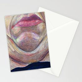 Chin-tastic Stationery Cards