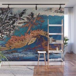 Sumatra Dreaming Wall Mural