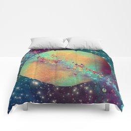 Color Planet Comforters
