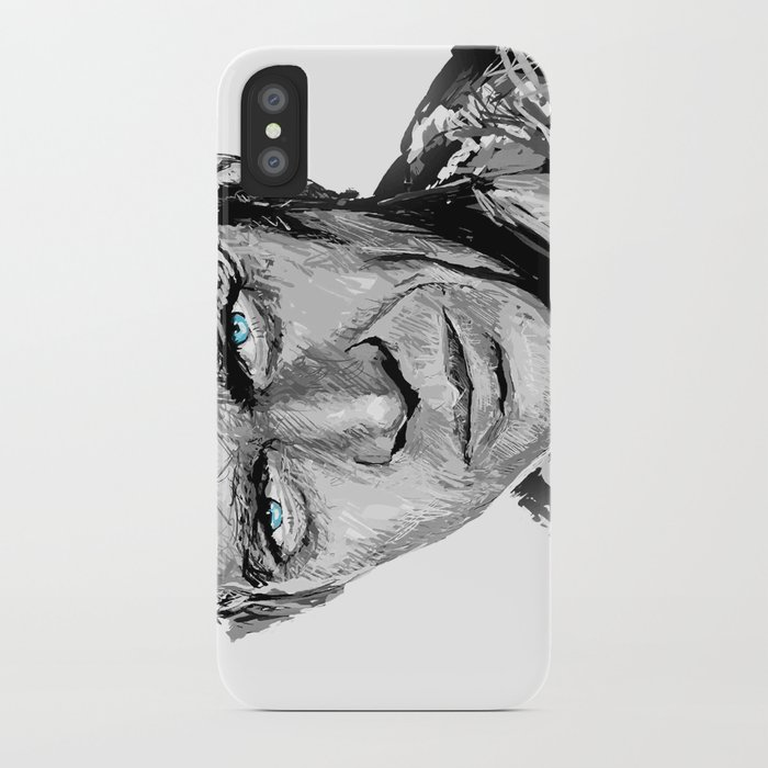 The King of Cool iPhone Case