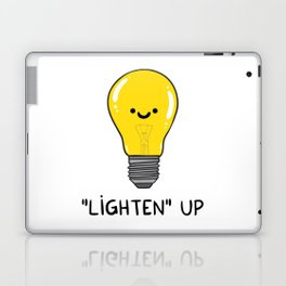 LIGHTEN up Laptop & iPad Skin
