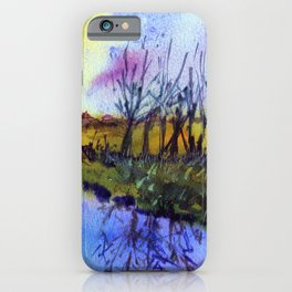 Suzdal, Russia - Sunny Day iPhone Case