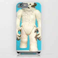 Wampa - Vintage action figure iPhone 6s Slim Case