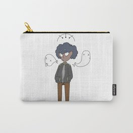 ghost boy Carry-All Pouch