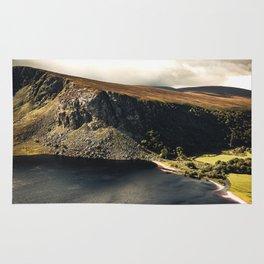 Irish Black Water - Lough Tay Rug