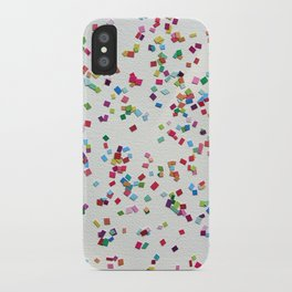 Confetti by Robayre iPhone Case