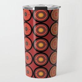 Circles and centers Travel Mug