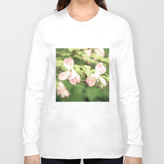 shying away from each other Long Sleeve T-shirt