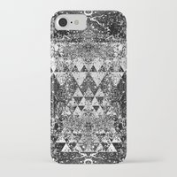 triangles iPhone & iPod Cases featuring TRIANGLES. by Council for design.