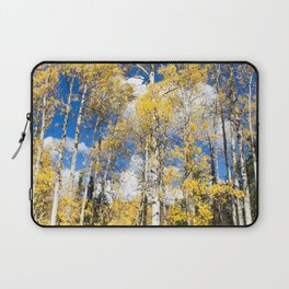 Colorado Aspens Laptop Sleeve