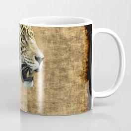 Wild Jaguar Coffee Mug